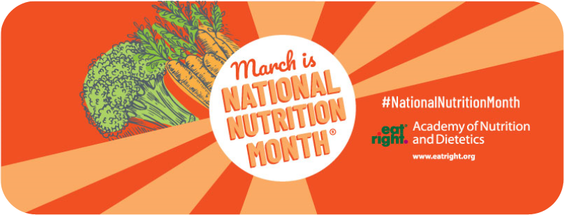 March Is National Nutrition Month New Canaan Ymca